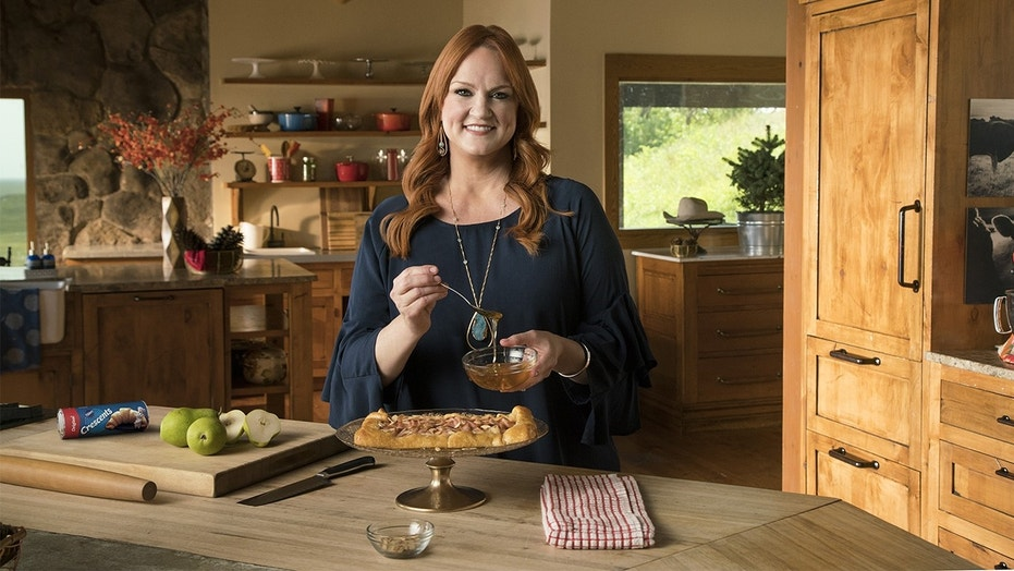 Ree Drummond is sticking to her New Year's resolutions for a more organized house -- starting with the fridge.