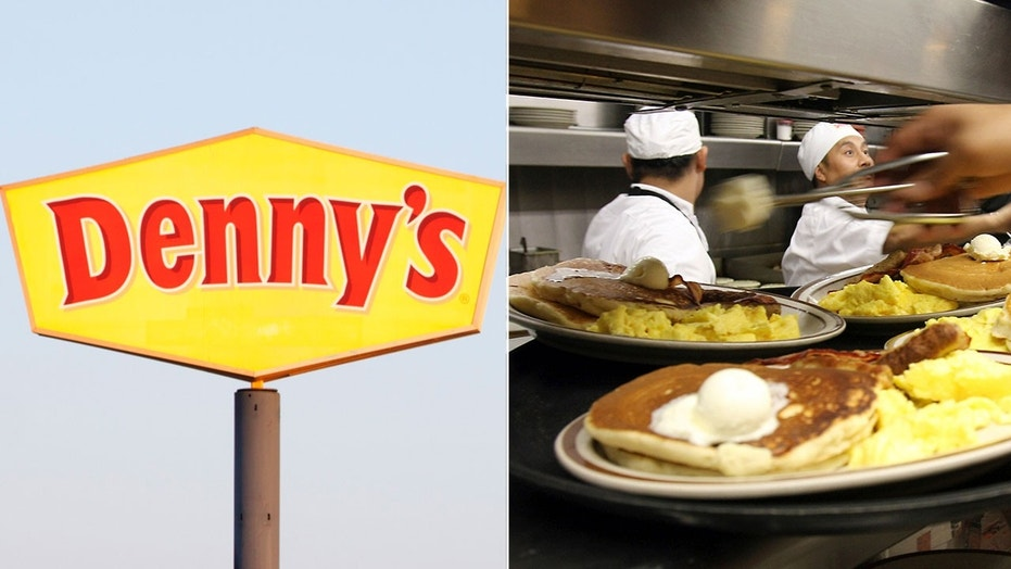 Denny's is hoping you like its Grand Slam breakfast enough to start ordering and paying online.