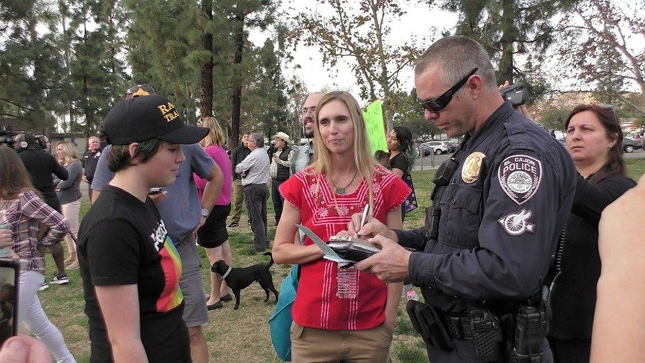 Dozen arrested for feeding homeless in San Diego