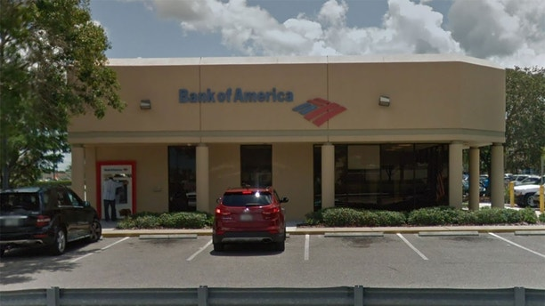 bank of america street view