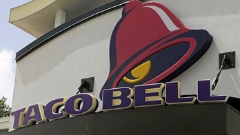 This Thursday, Aug. 3, 2017, photo shows a Taco Bell sign at a restaurant in Hialeah, Fla. Yum Brands, Inc., which operates Taco Bell, KFC and Pizza Hut, reports earnings, Thursday, Nov. 2, 2017. (AP Photo/Alan Diaz)