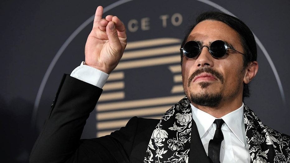 Nusret Gökçe - better known as Salt Bae — might be violating health codes with his salt-sprinking, meat-caressing antics, according to Eater NY.