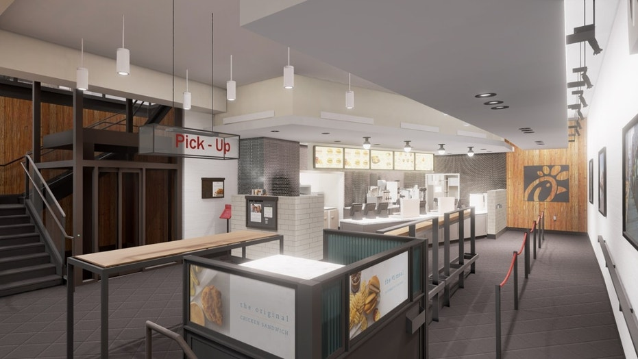 Chick-fil-A's new NYC location is expected to be one of its busiest — if not THE busiest.