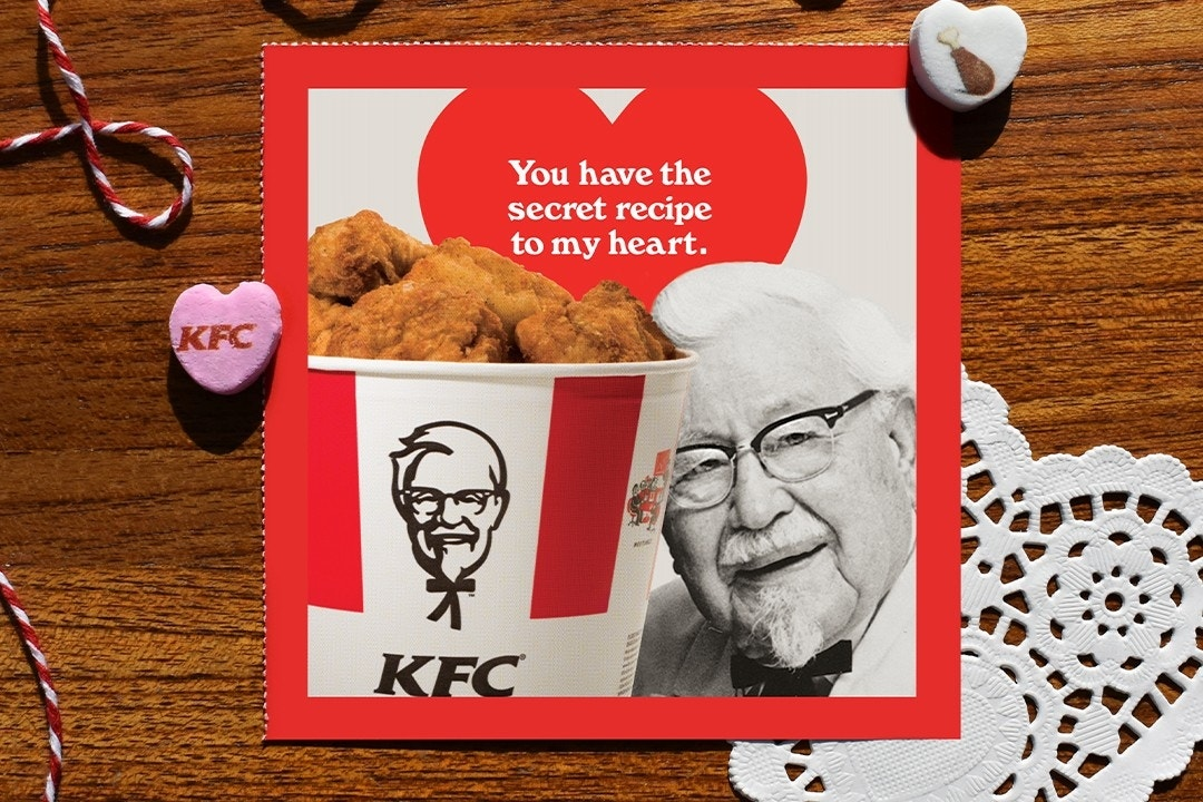 Fast food chains hope to lure couples with Valentine's Day deals