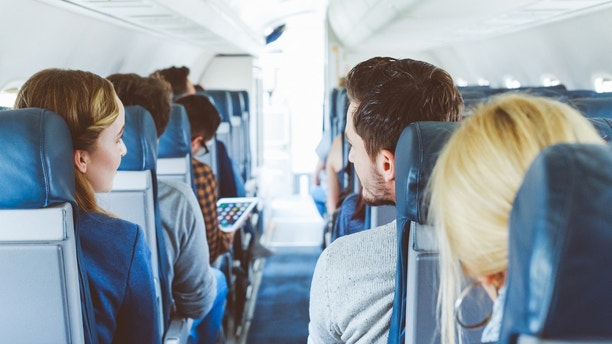 plane chatter istock