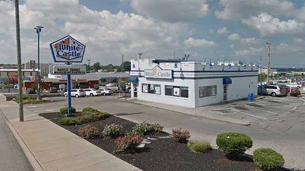 white castle norwood streetview