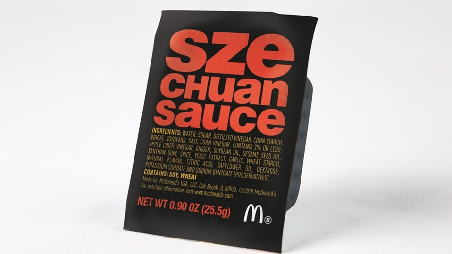 McDonald's Brings Back Szechuan Sauce After Last Year's Uproar