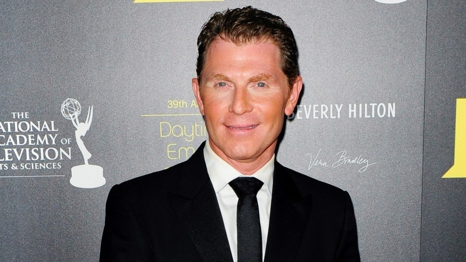 "Bobby Flay confirmed he quit ""Iron Chef Showdown"" and revealed the dramatic way he had left the show."