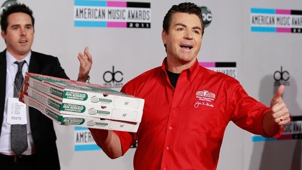 Papa John's no longer the official pizza of NFL