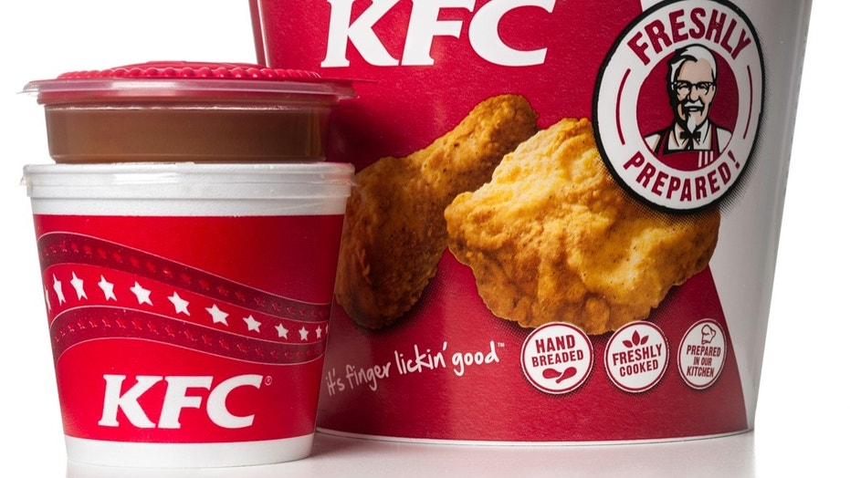 KFC now running out of gravy