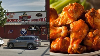 chicken wing tour streetview istock