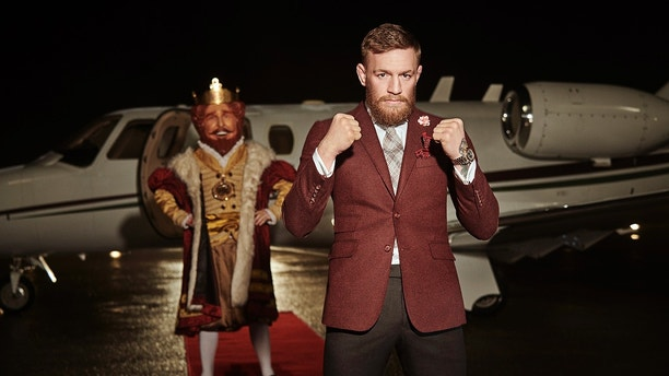 McGregor Burger King