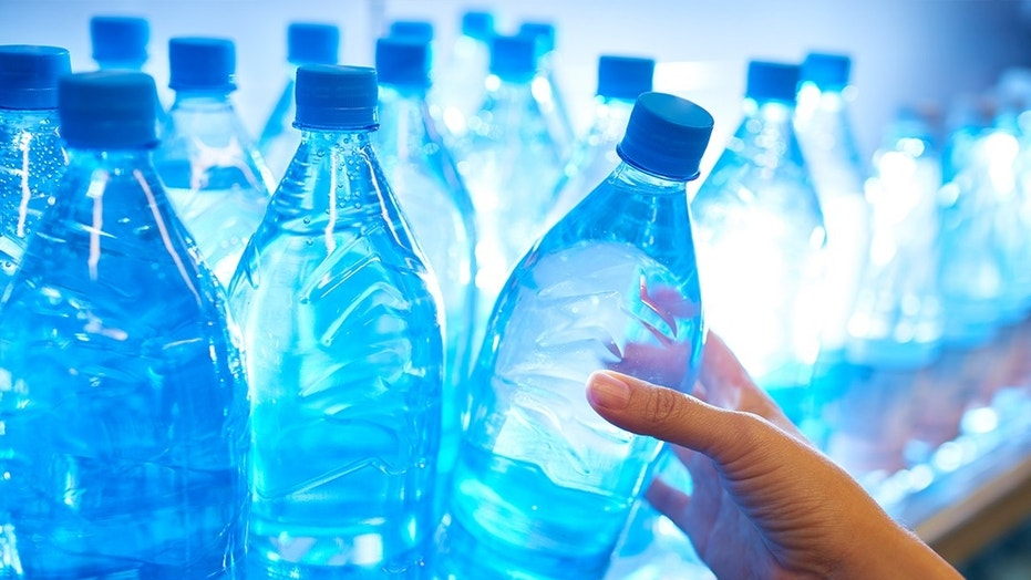 The study found that numerous major bottled water brands are apparently contaminated.