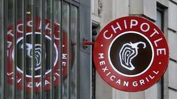 The logo of Chipotle Mexican Grill is seen at a restaurant in Paris, March 7, 2016.   REUTERS/Charles Platiau  - D1AESRWSDTAA