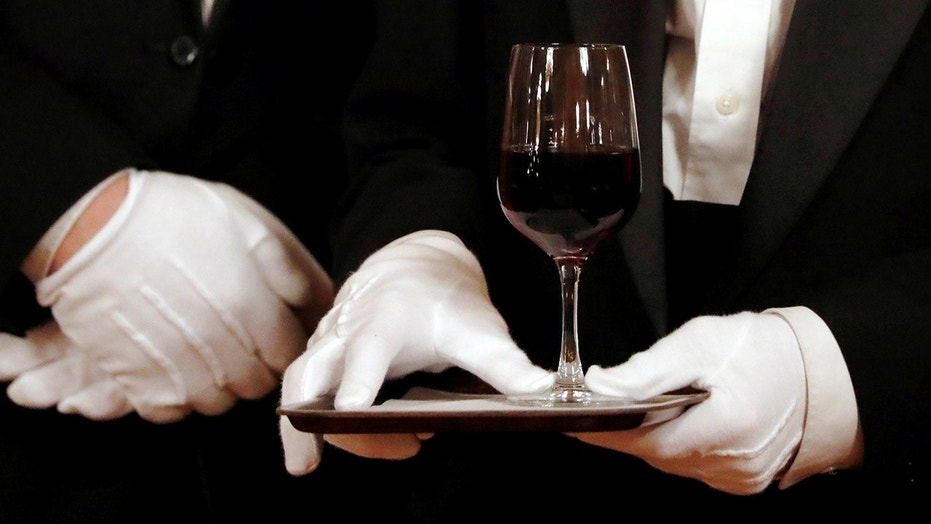 Waiter fired for being 'rude' claims he's just French