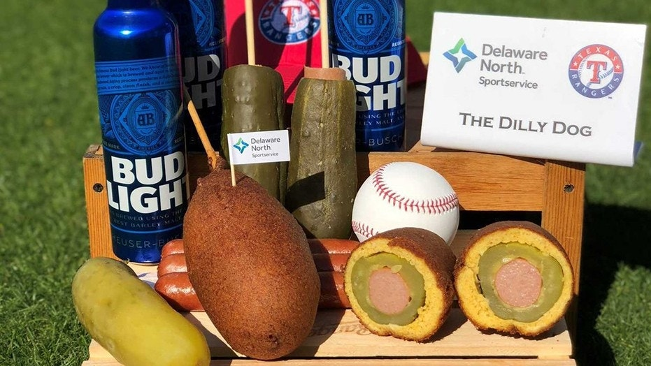 Globe Life Park has rolled out its menu for the 2018 season and it's rubbing some fans the wrong way.