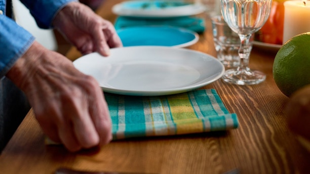 table setting istock