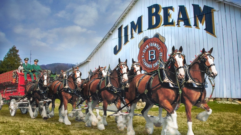 Jim Beam, Budweiser Join Forces To Craft 'All-American' Brew