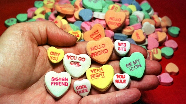sweethearts necco reuters
