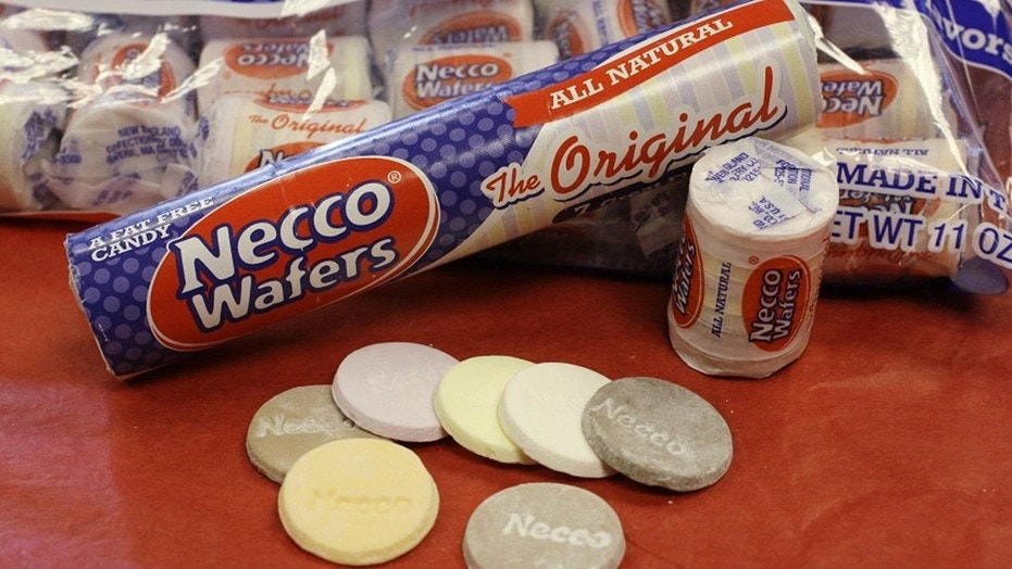 Chocolate Lovers hoarding Necco Wafers Today that confectionery Organization could near
