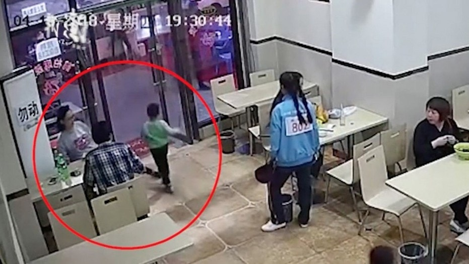 The pregnant woman has been slammed for her actions. The child suffered a concussion from the incident.