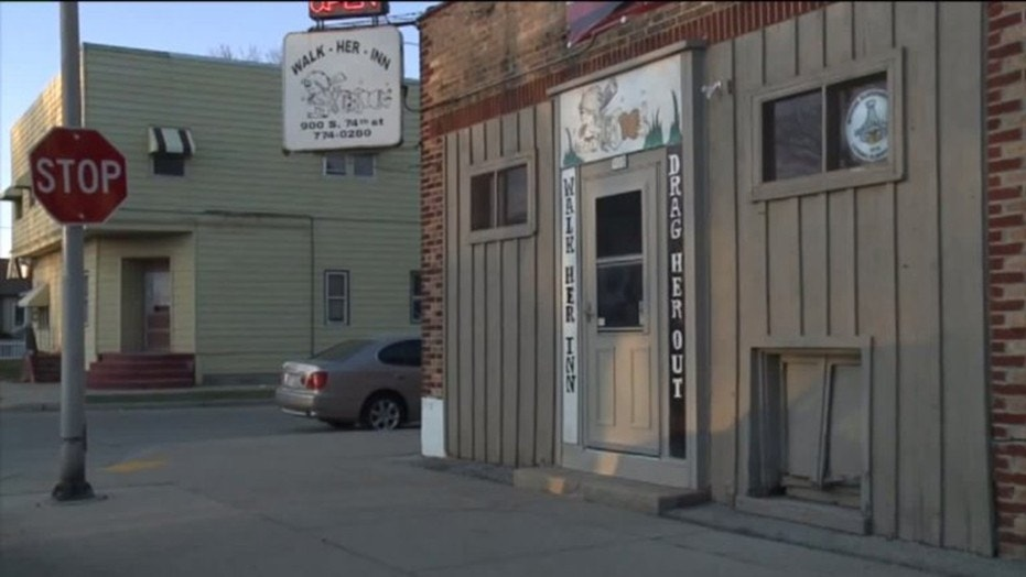 A Milwaukee woman says it might be time to change the name of a local bar.