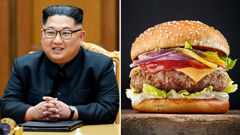 """Kim Jong Un is reportedly offering to open an American burger chain in North Korea as a """"show of goodwill."""""""