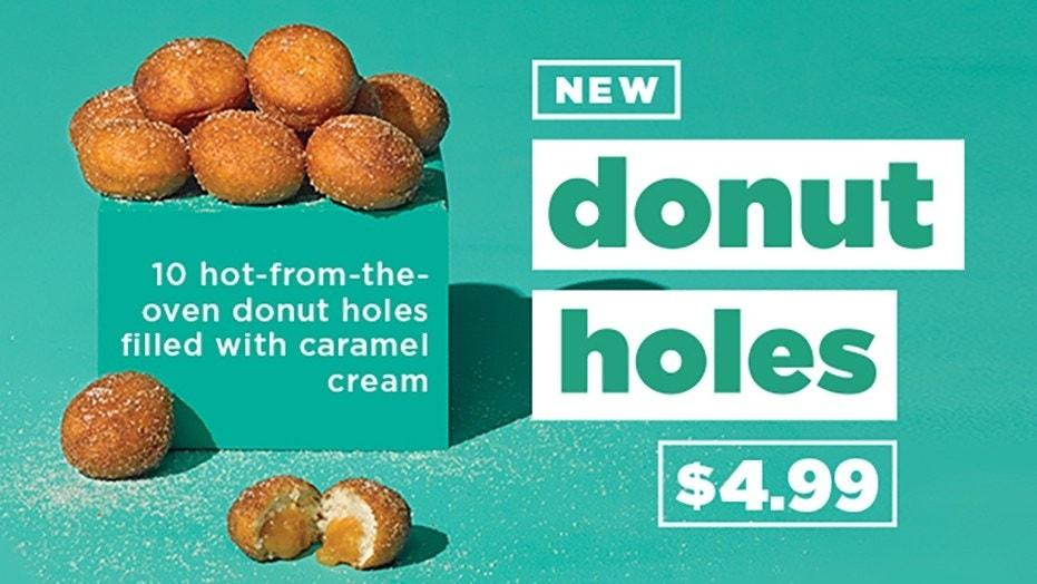 Papa John's is planning to celebrate National Doughnut Day this week by releasing its donut hole dessert item.