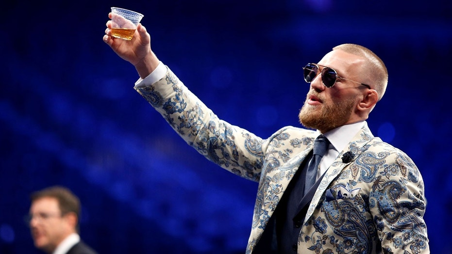 McGregor reportedly had some harsh words for Tennessee's whiskies — and he has a problem with how America, in general, ages its spirits.