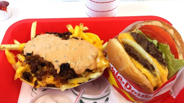 in n out istock