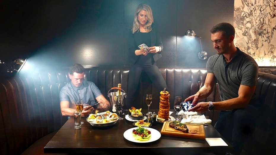 """One Boston steakhouse is betting big on social media with their new $10,000 """"Instagram table."""""""