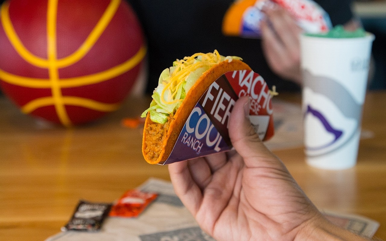 How to get free Taco Bell in honor of Golden State Warriors win
