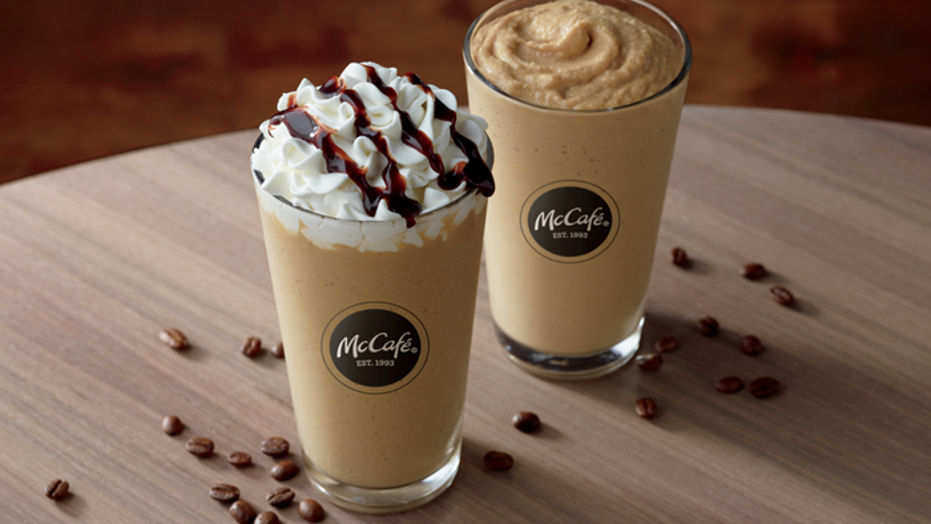 McDonald's new cold brew coffees are getting a warm welcome on Twitter