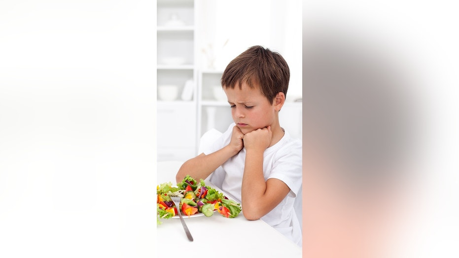 One Canadian kid was so upset with the meal his parents served him that he phoned the police.