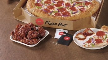 pizza hut wings pizza hut