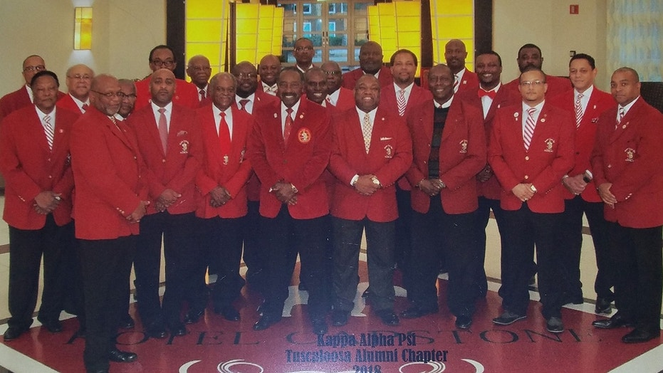 The Kappa Alpha Psi alumni chapter in Tuscaloosa claims the Cypress Inn racially discriminated against them.