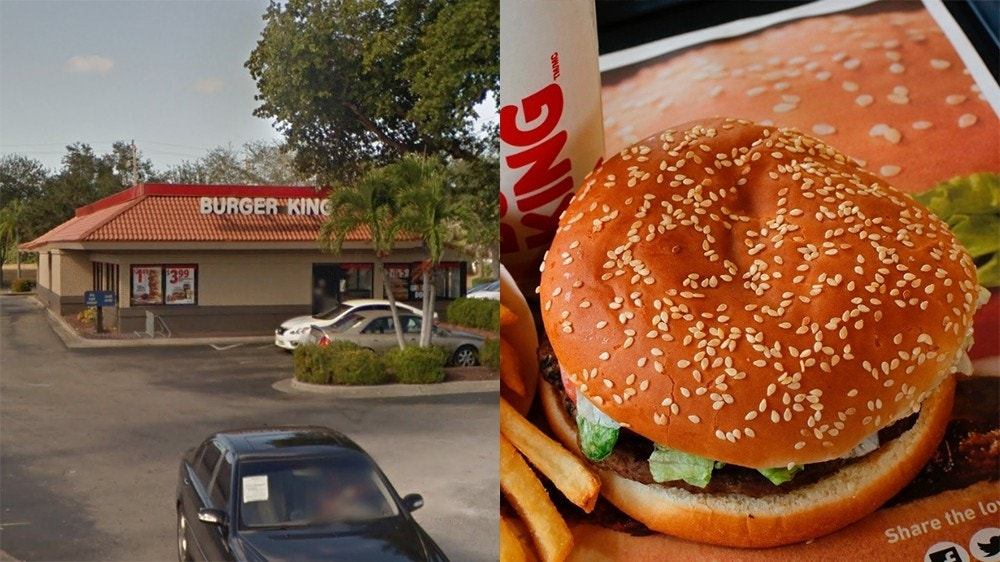 Police officer still thinks Burger King tampered with burger, despite watching security footage