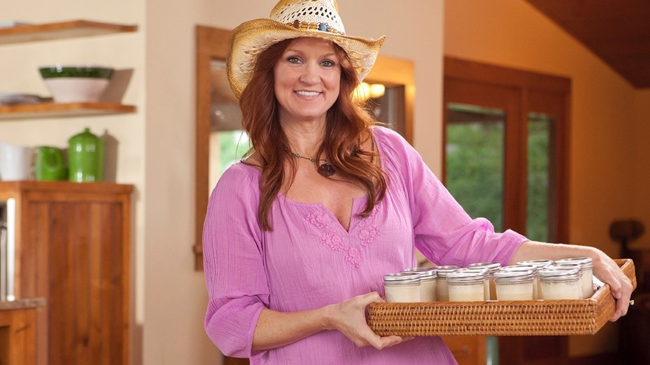 The celebrity chef reveals the one sweet treat she always has on hand.