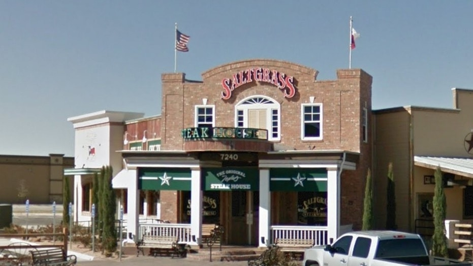 The 20-year-old, who works at a restaurant in Odessa, Texas, is determined to move forward in the wake of the incident.