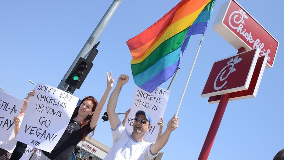 Some LGBTQ supporters are furious with the news of the chain's expansion into Canada.