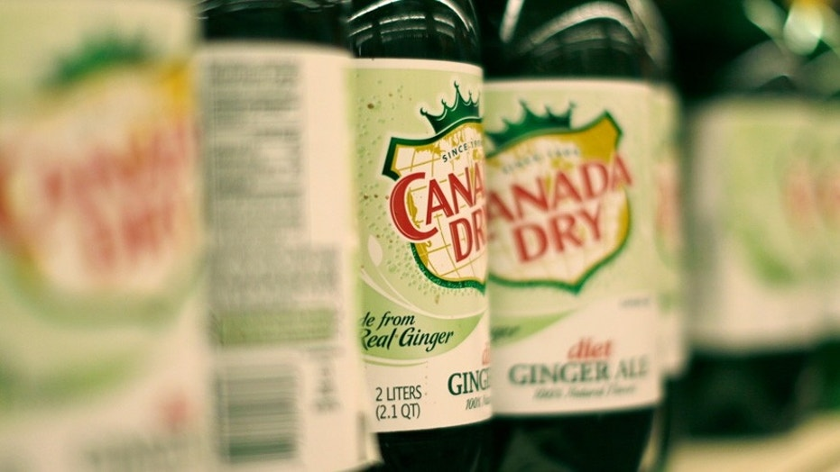 "Her suit claims that Canada Dry began highlighting that the drink was ""made with real ginger"" around 2007."