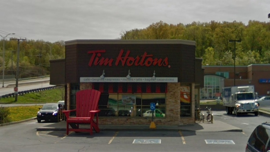 A father went on a Twitter rant after a Tim Hortons he was at did not have a diaper changing table in the men's room.