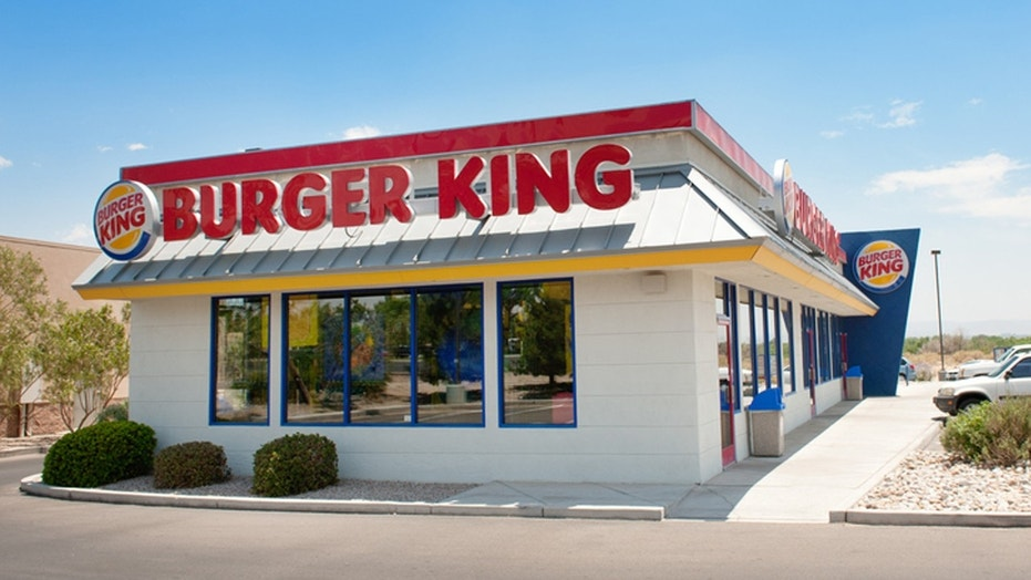 An 80 Year Old Woman And A Burger King Manager Managed To Stop