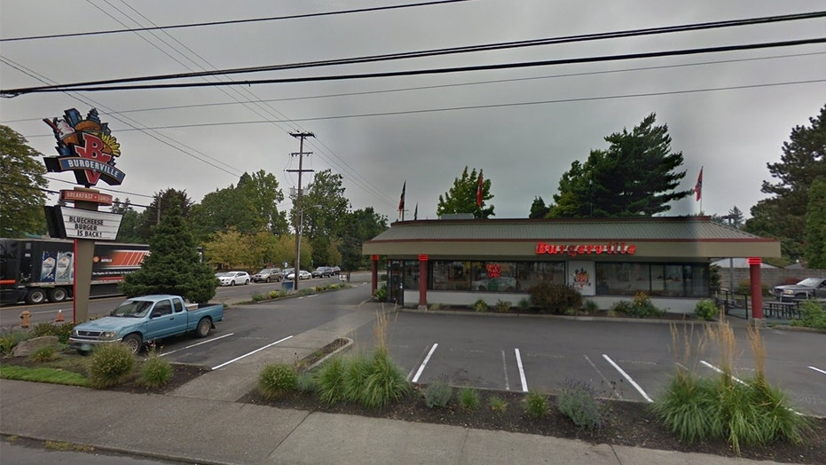 Burgerville workers were allowed to wear political pins to work, prompting backlash from customers.