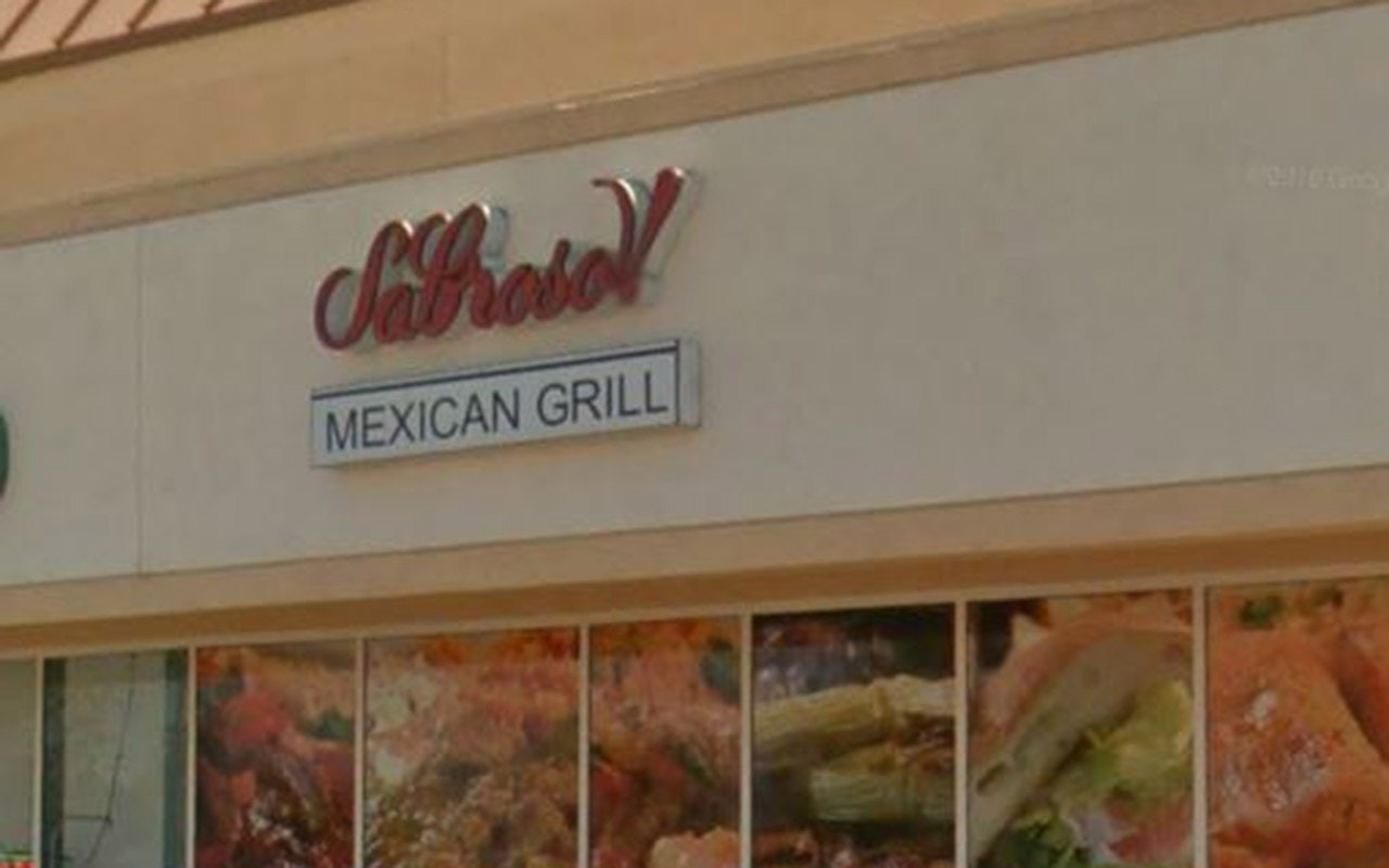 California woman crashes through restaurant ceiling after asking to use the bathroom