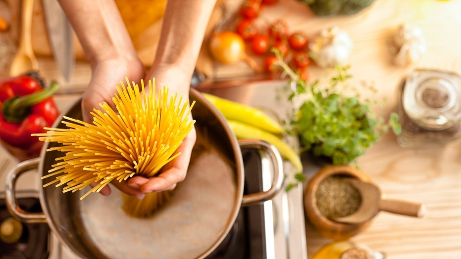 No one knew how to break pasta the correct way—until recently.