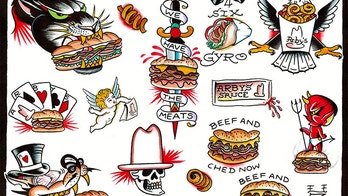 Arby's high res flash