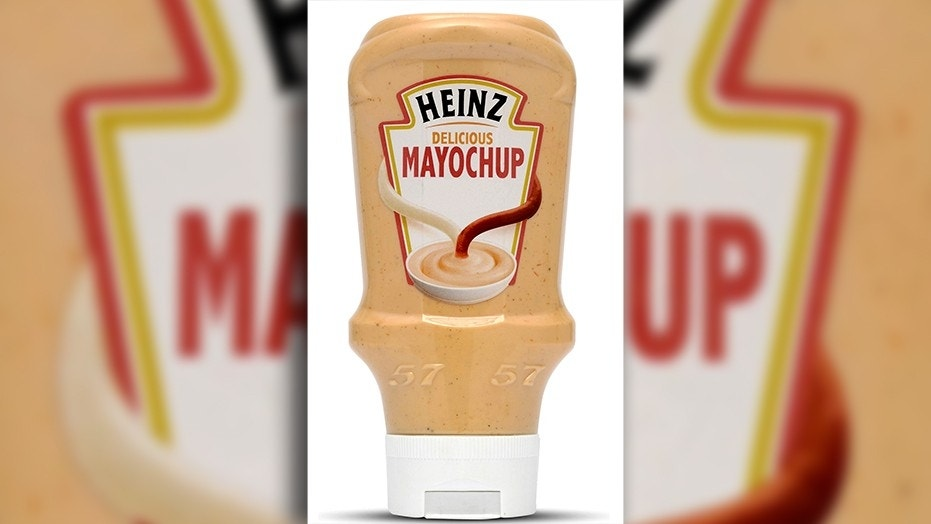 Mayochup, anyone? Heinz says new sauce is hitting store shelves