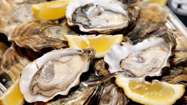 oysters istock