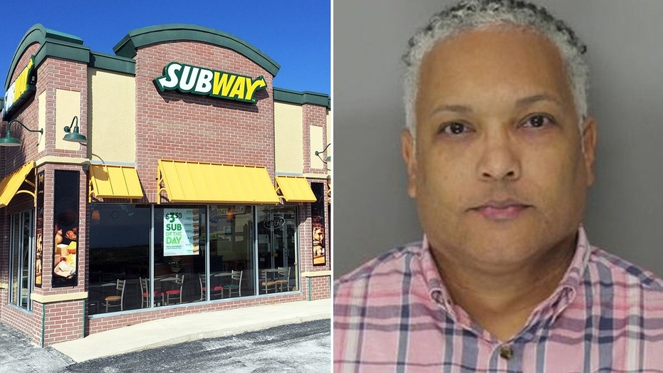 A Georgia man pretended to be a police officer and threatened to shoot two Subway employees over an charge for extra cheese.